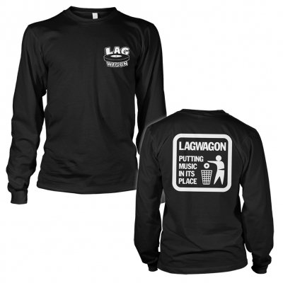 Lagwagon - Putting Music | Longsleeve