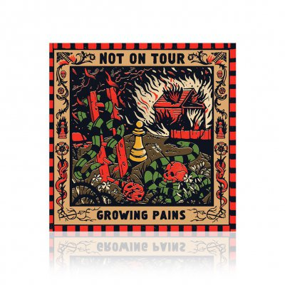Not On Tour - Growing Pains | CD