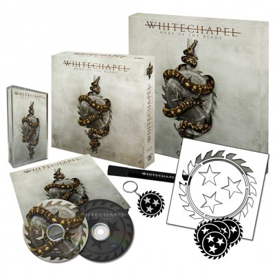 Whitechapel - Mark Of The Blade | Limited CD Box