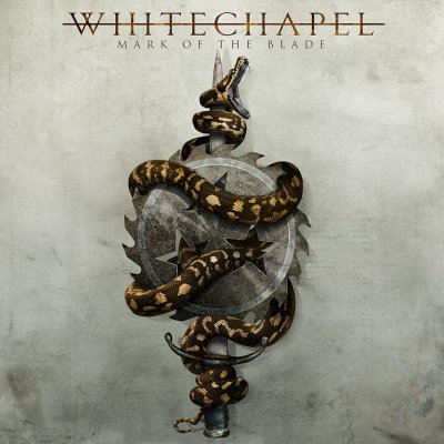 Whitechapel - Mark Of The Blade | DIGI-CD