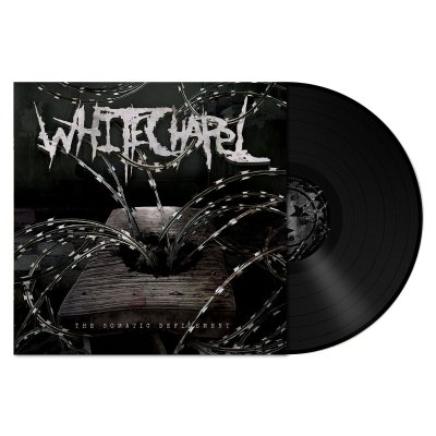 shop - The Somatic Defilement | 180g Black Vinyl