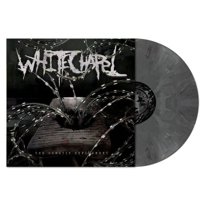 Whitechapel - The Somatic Defilement | Dim Grey Marbled Vinyl