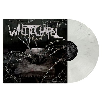Whitechapel - The Somatic Defilement | Cool Gray Marbled Vinyl