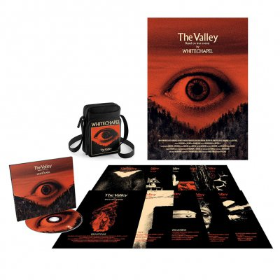 Whitechapel - The Valley | Limited CD Box