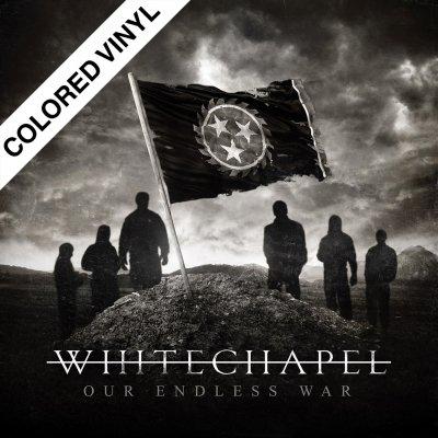 Whitechapel - Our Endless War | Clear/Black Splatter Vinyl