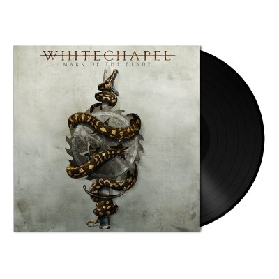 Whitechapel - Mark Of The Blade | 180g Black Vinyl