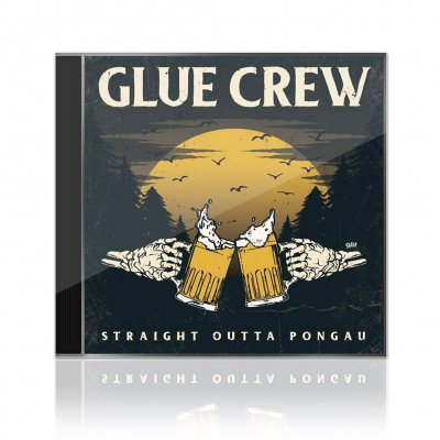 Glue Crew - Straight Outta Pongau | CD