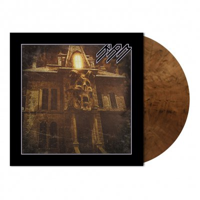 RAM - The Throne Within | Clear/Brown Marbled Vinyl