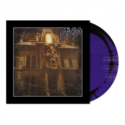 RAM - The Throne Within | Purple/Black Marbled Vinyl
