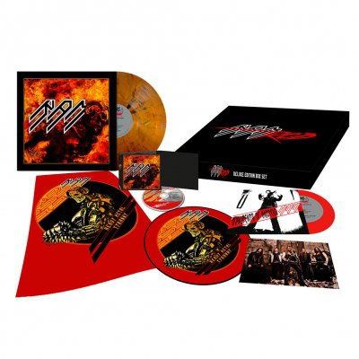 metal-blade - Rod | Colored Vinyl Box