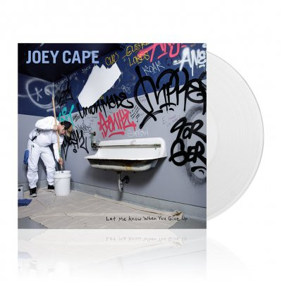 Joey Cape - Let Me Know When You Give Up | White Vinyl