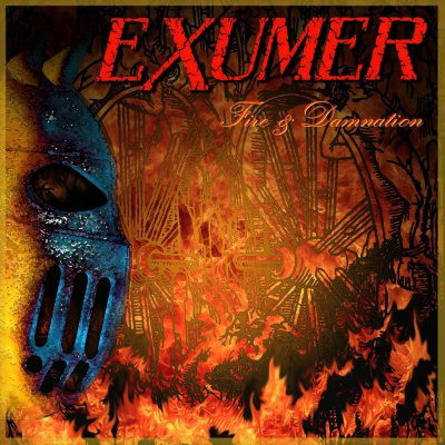 Exumer - Fire & Damnation | CD