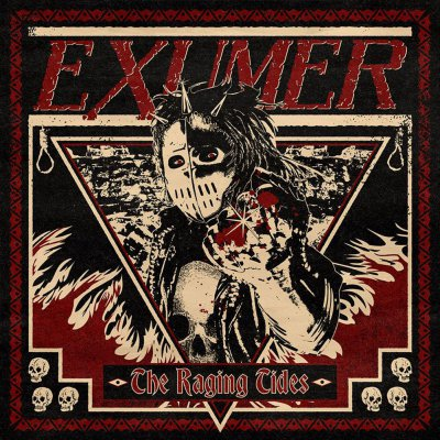 Exumer - The Raging Tides | CD