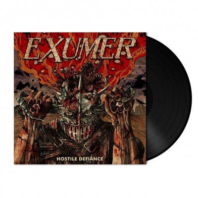 Exumer - Hostile Defiance | 180g Black Vinyl