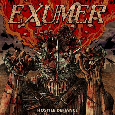 Exumer - Hostile Defiance | CD