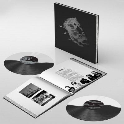 Touche Amore - Dead Horse X | 2xBLK/WHT Vinyl + Print