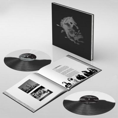Touche Amore - Dead Horse X 10th Anniversary | 2xBLK/WHT Vinyl