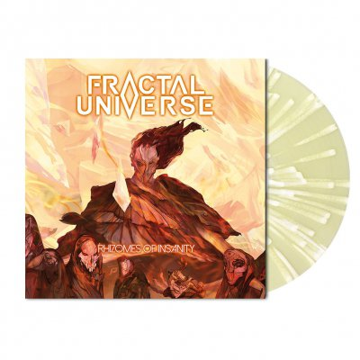 Fractal Universe - Rhizomes Of Insanity | Yellow/White Vinyl
