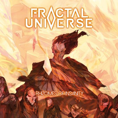 Fractal Universe - Rhizomes Of Insanity | CD