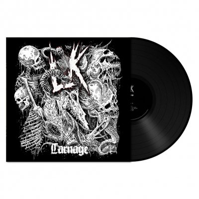 shop - Carnage | 180g Black Vinyl
