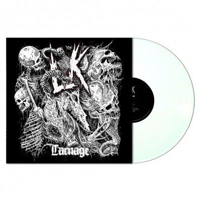 Lik - Carnage | White Vinyl