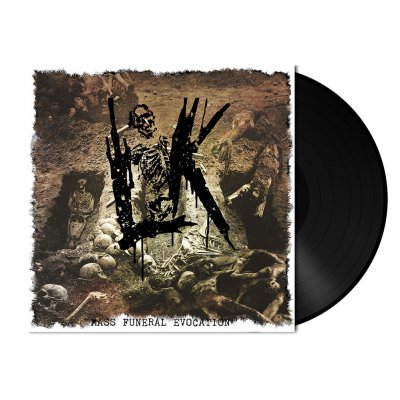 metal-blade - Mass Funeral Evocation | 180g Black Vinyl