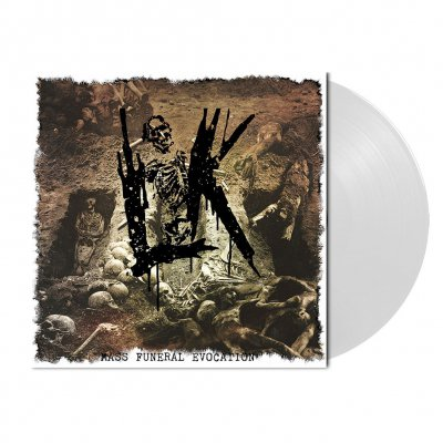 Mass Funeral Evocation | White Vinyl