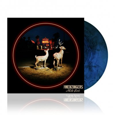 The Menzingers - Hello Exile | Galaxy Blue Vinyl