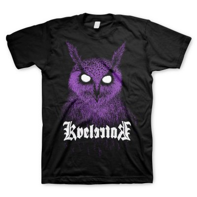 Barlett Owl Purple | T-Shirt