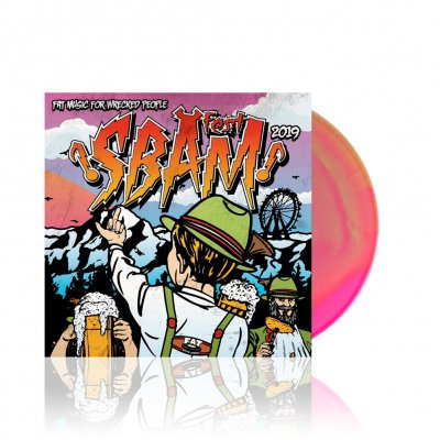 Various Artists - Sbäm Fest 2019 | Splatter 10 Inch