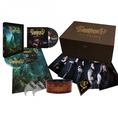 Ensiferum - Two Paths | CD Box
