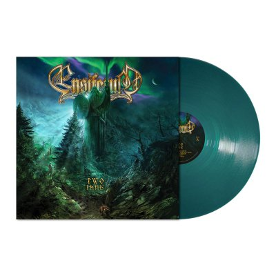 Ensiferum - Two Paths | Turquoise Blue/Green Vinyl