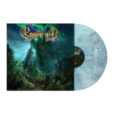 Ensiferum - Two Paths | Blue-Gray Marbled Vinyl
