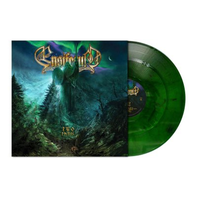 Ensiferum - Two Paths | Forrest-Green Marbled Vinyl