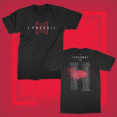 I Prevail - Trauma Tour | T-Shirt