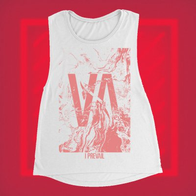 I Prevail - Marbled | Girl Tank Top