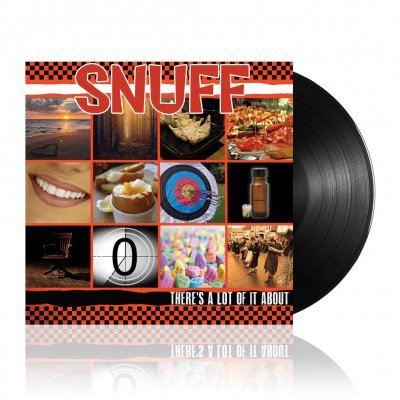 Snuff - There's A Lot Of It About | Black Vinyl