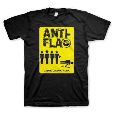 anti-flag - Drink Drank Punk | T-Shirt