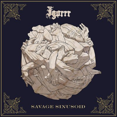 Savage Sinusoid | DIGI CD