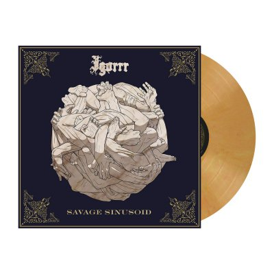 Igorrr - Savage Sinusoid | Peach Skin Colored Vinyl