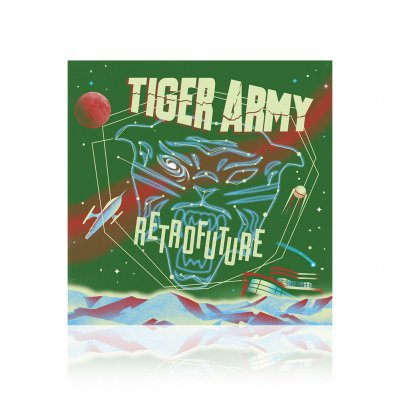 Tiger Army - Retrofuture | CD