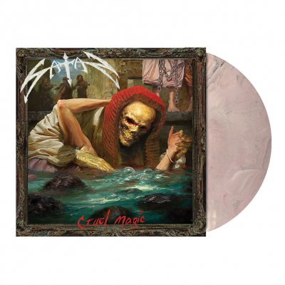 Satan - Cruel Magic | Dead Skin Marbled Vinyl