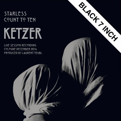 Ketzer - Starless Demo | Black 7 Inch