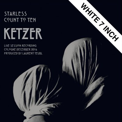 Ketzer - Starless Demo | White 7 Inch