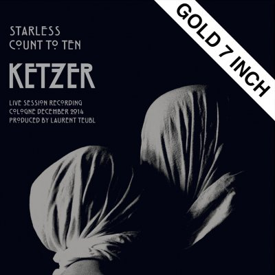 Ketzer - Starless Demo | Gold 7 Inch