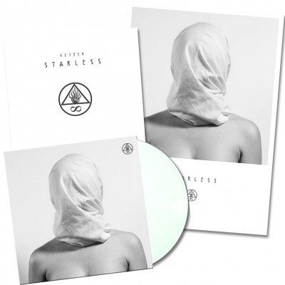 Ketzer - Starless | White Vinyl