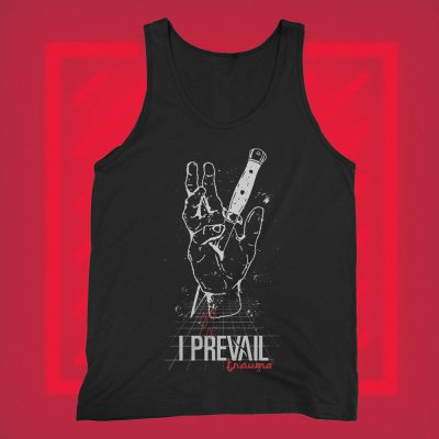 I Prevail - Knife Hands | Tank Top