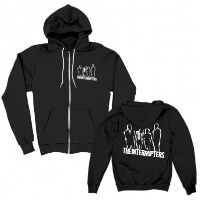 the-interrupters - Silhouette | Zip Hood