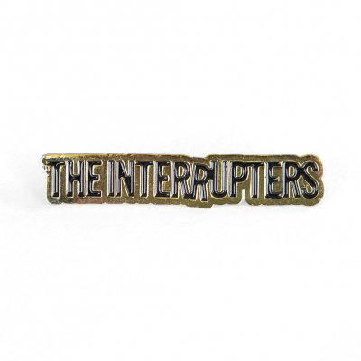 The Interrupters - Classic Logo | Enamel Pin