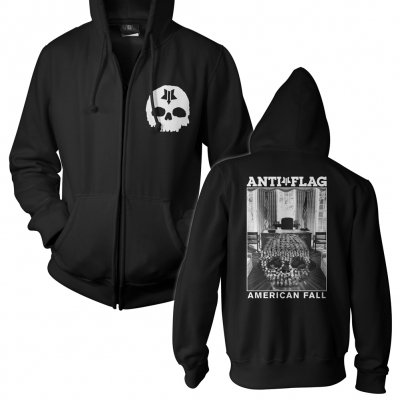 anti-flag - American Fall | Zip Hood